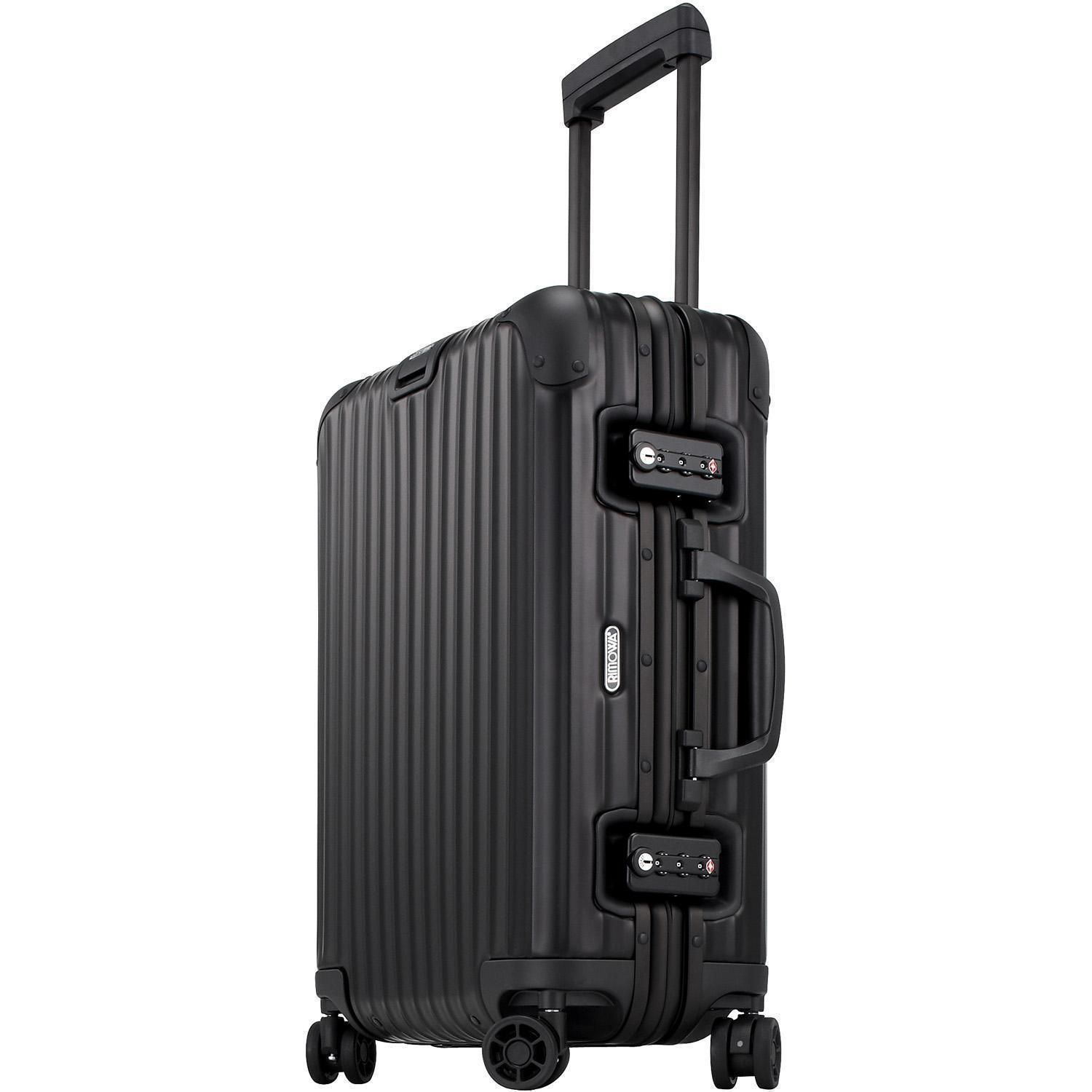 rimowa topas stealth multiwheel cabin iata trolley 52 kaufen bei markenkoffer. Black Bedroom Furniture Sets. Home Design Ideas