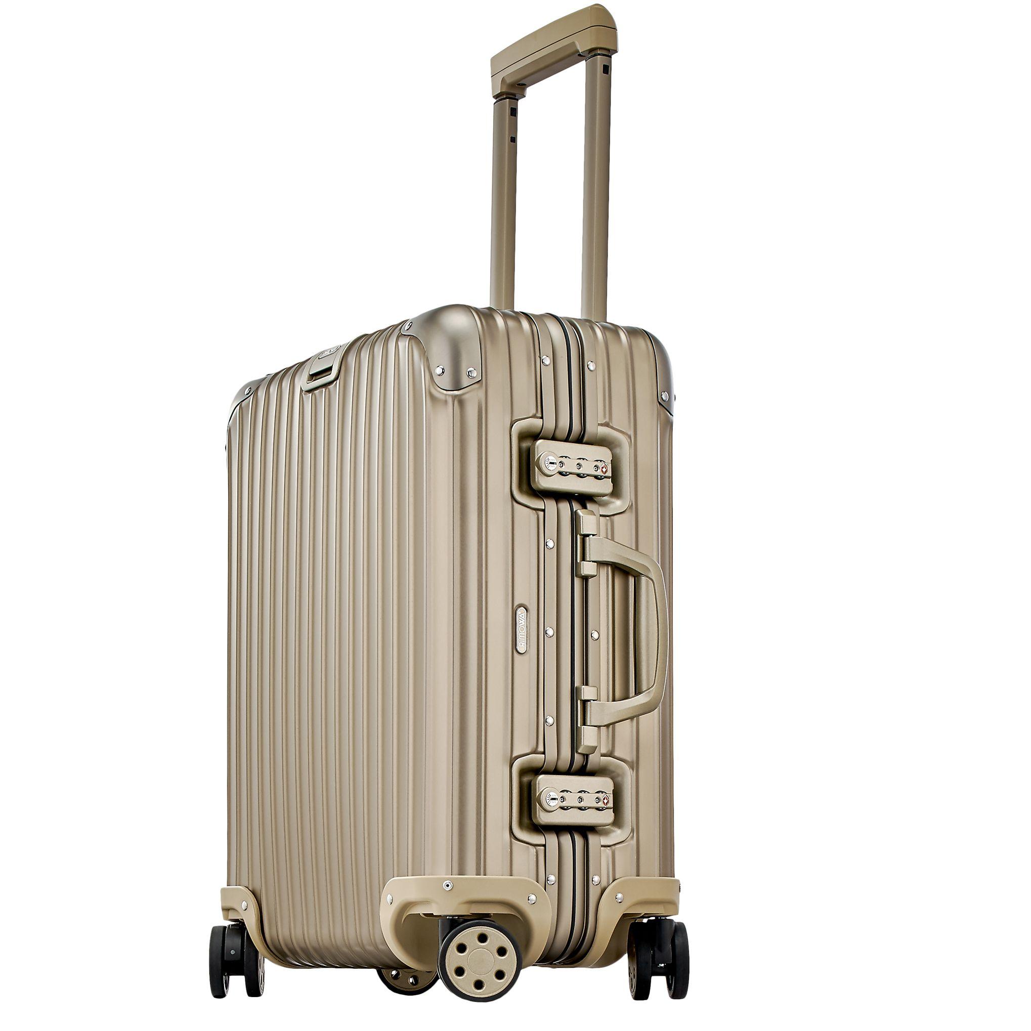rimowa topas titanium cabin multiwheel 56 kaufen bei markenkoffer. Black Bedroom Furniture Sets. Home Design Ideas