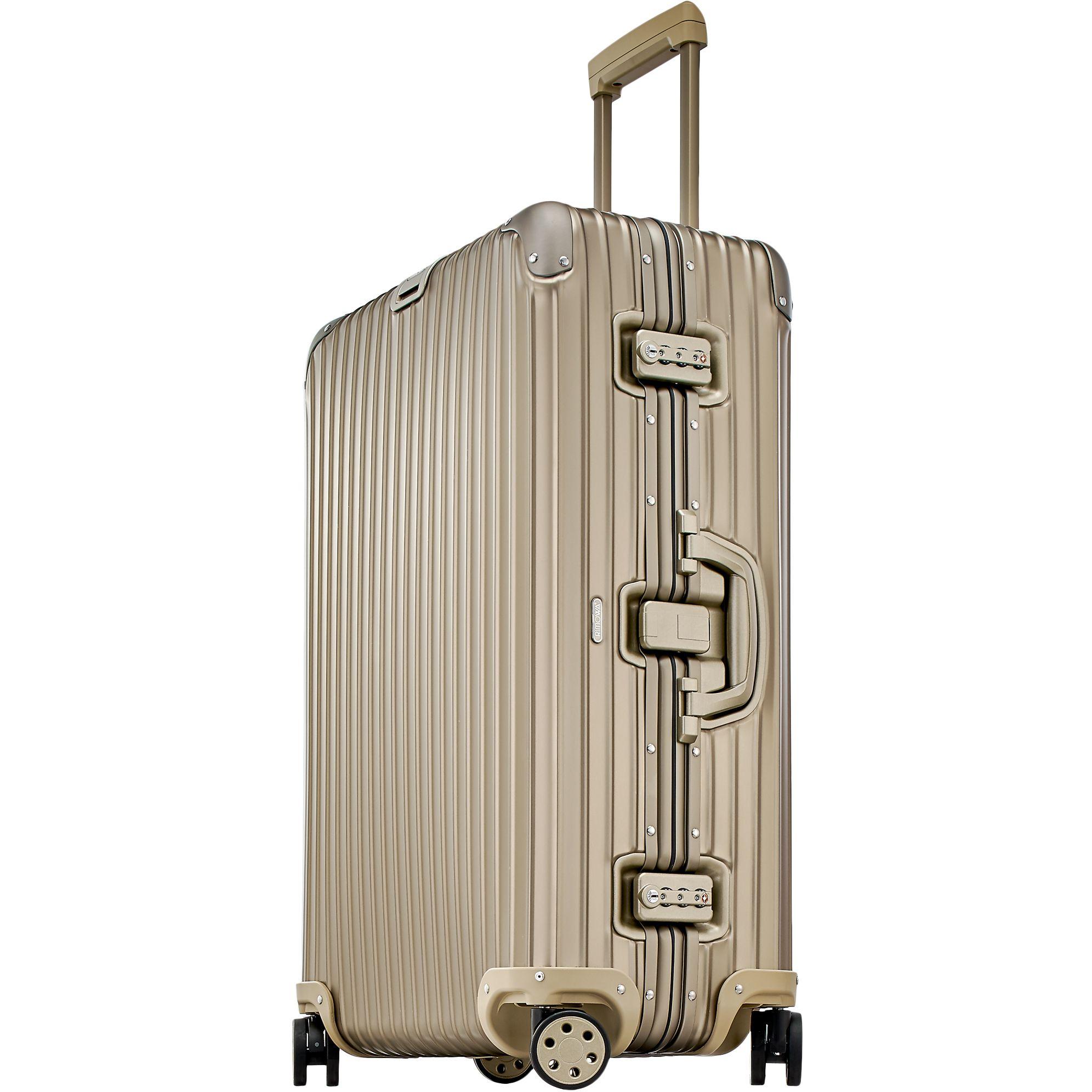 rimowa topas titanium multiwheel 70 kaufen bei markenkoffer. Black Bedroom Furniture Sets. Home Design Ideas