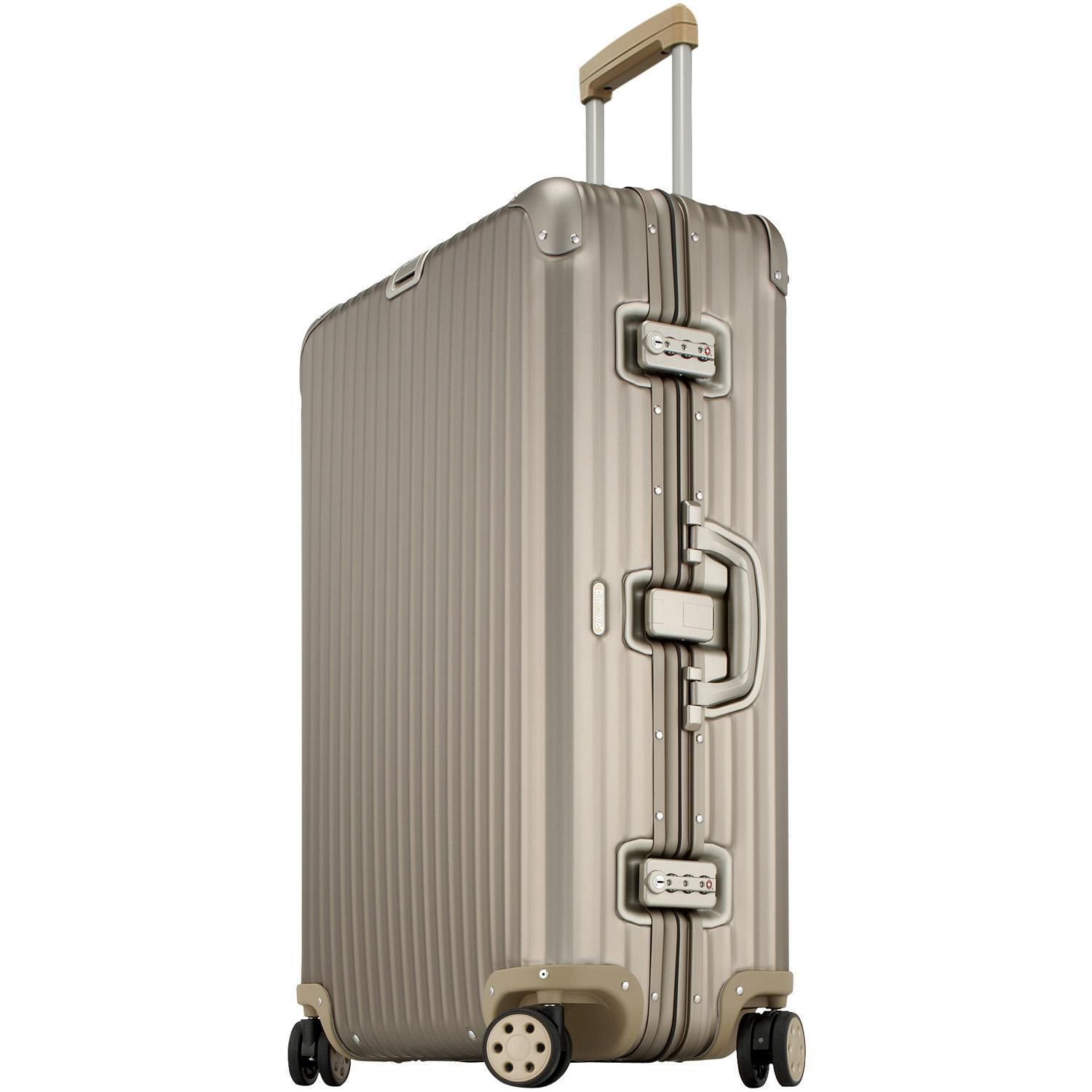 rimowa topas titanium multiwheel trolley 73 kaufen bei markenkoffer. Black Bedroom Furniture Sets. Home Design Ideas