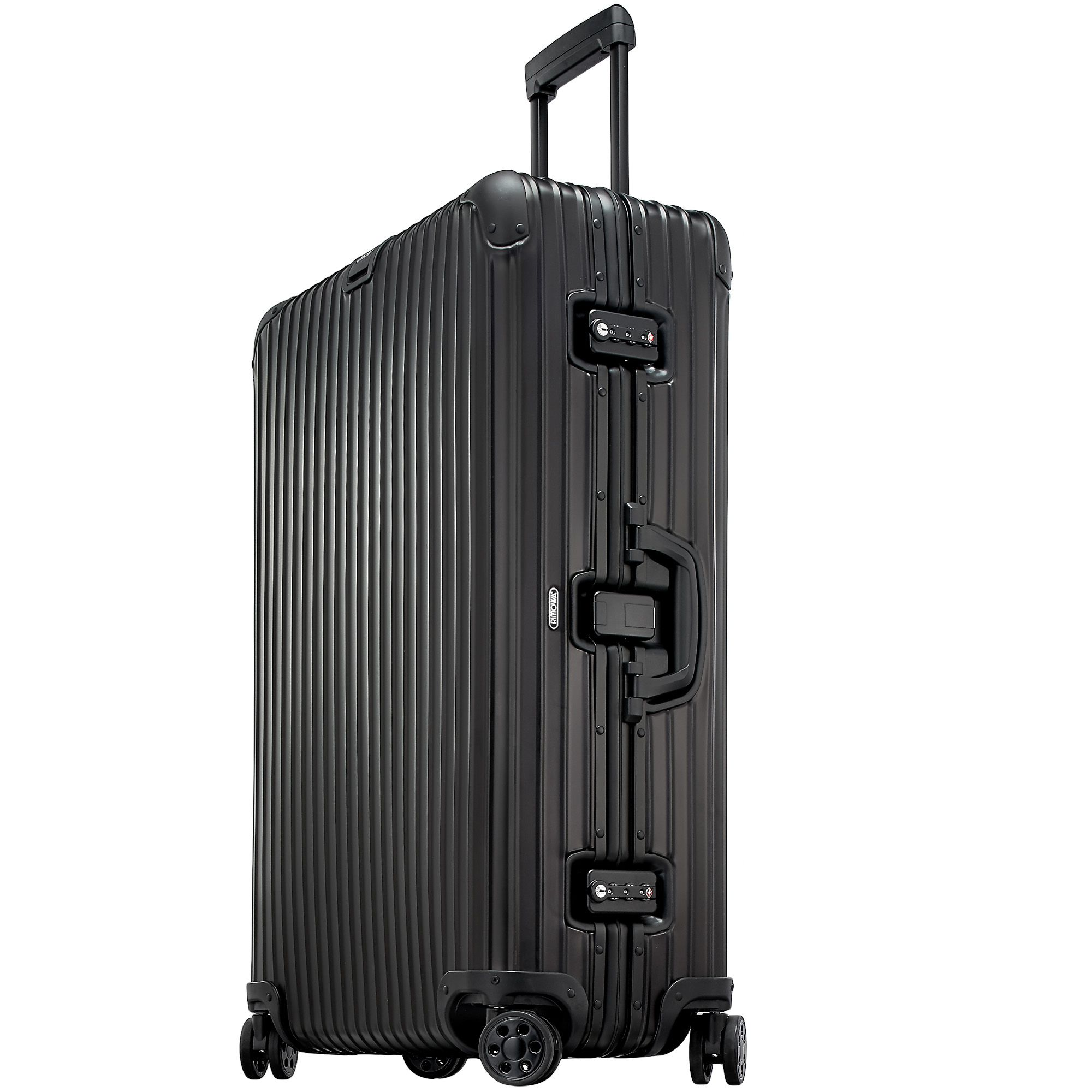 rimowa topas stealth multiwheel 77 kaufen bei markenkoffer. Black Bedroom Furniture Sets. Home Design Ideas