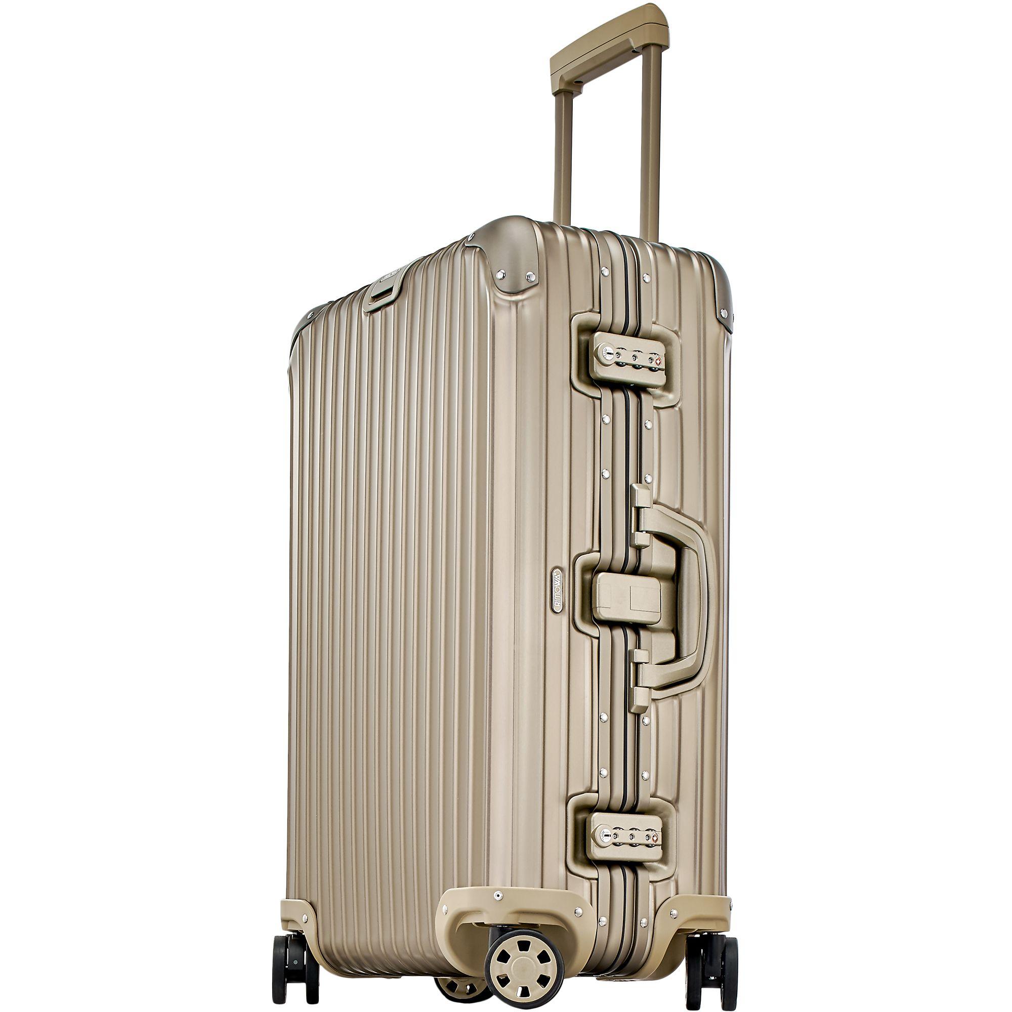 rimowa topas titanium multiwheel 63 kaufen bei markenkoffer. Black Bedroom Furniture Sets. Home Design Ideas