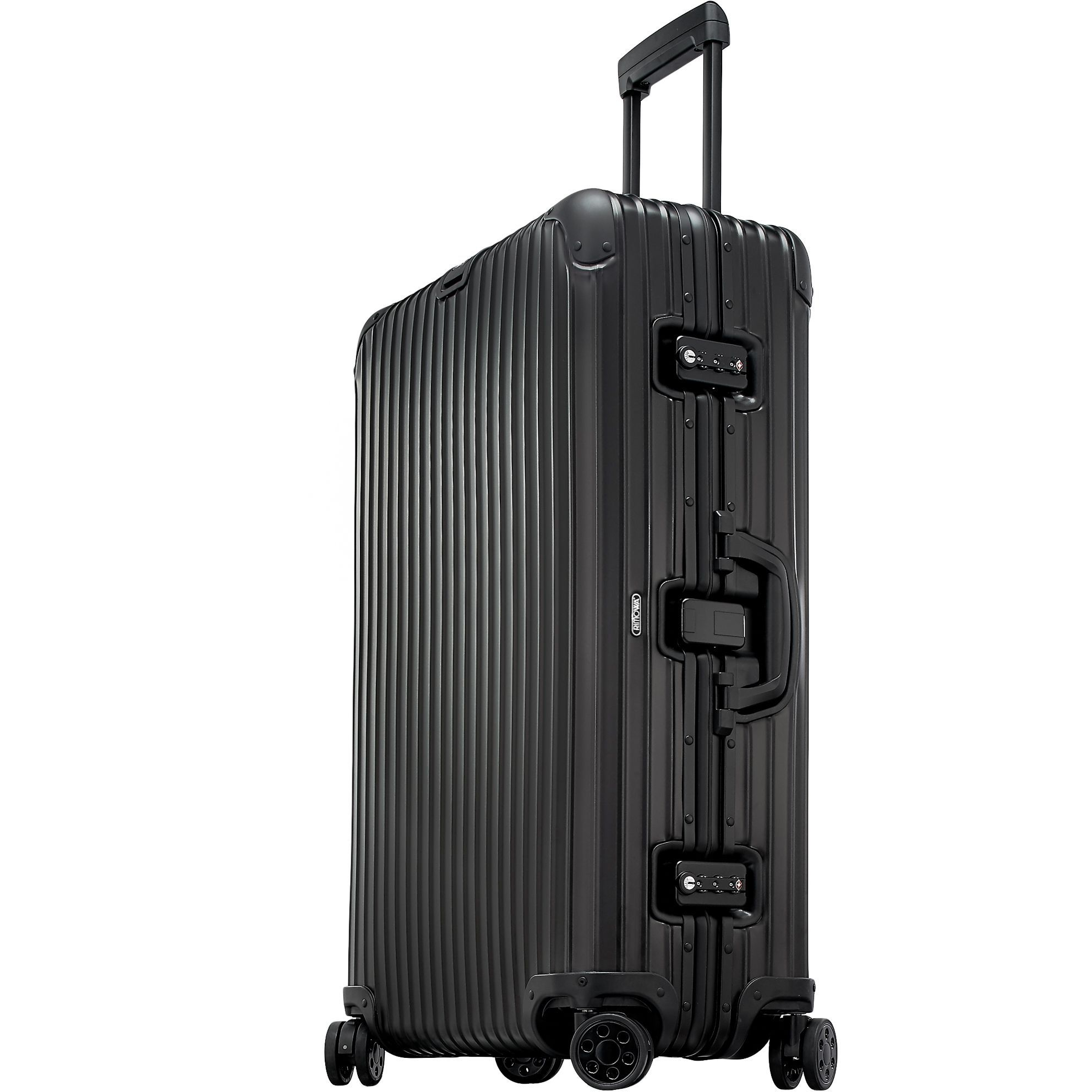 rimowa topas stealth multiwheel 73 kaufen bei markenkoffer. Black Bedroom Furniture Sets. Home Design Ideas