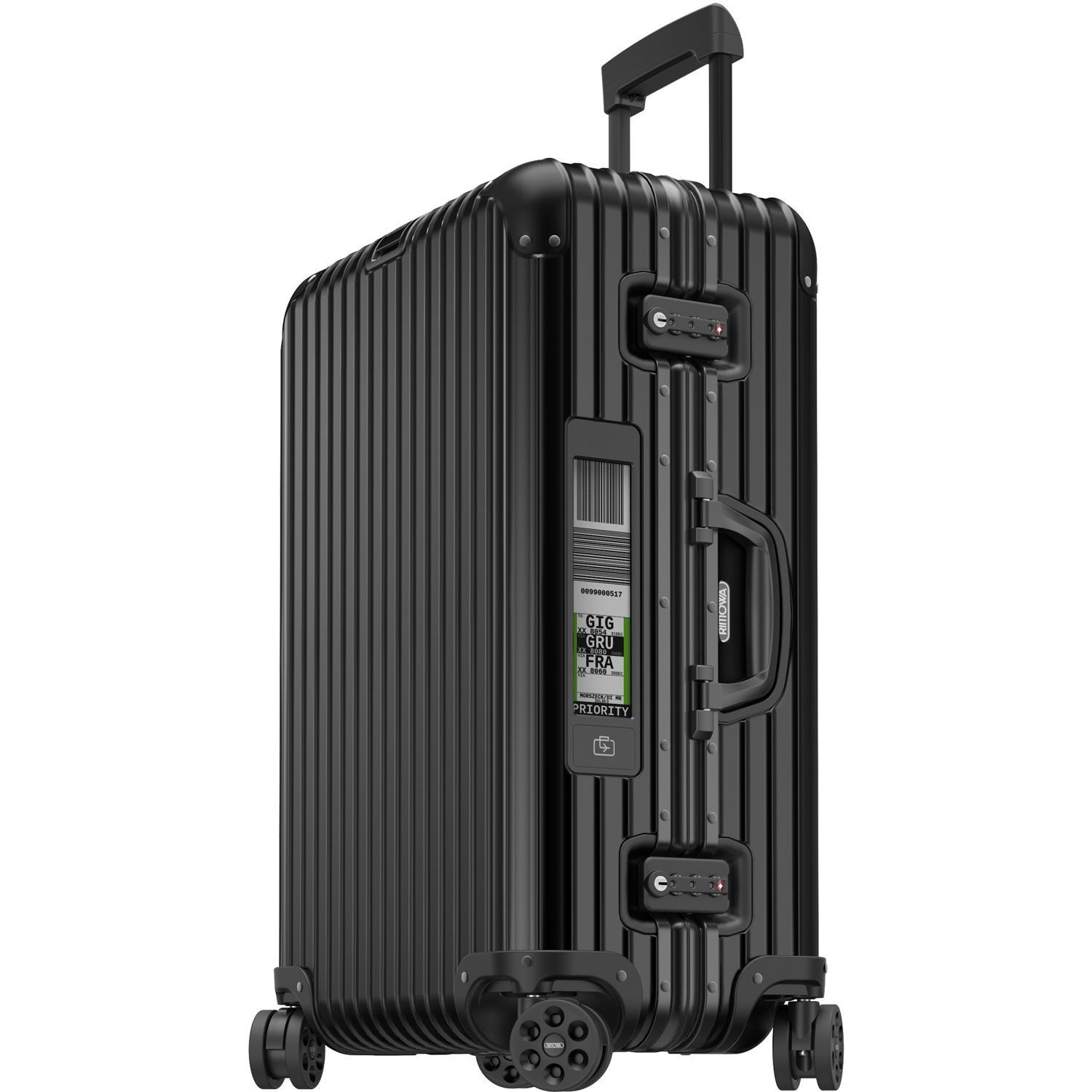 rimowa topas stealth multiwheel 73 electronic tag kaufen bei markenkoffer. Black Bedroom Furniture Sets. Home Design Ideas