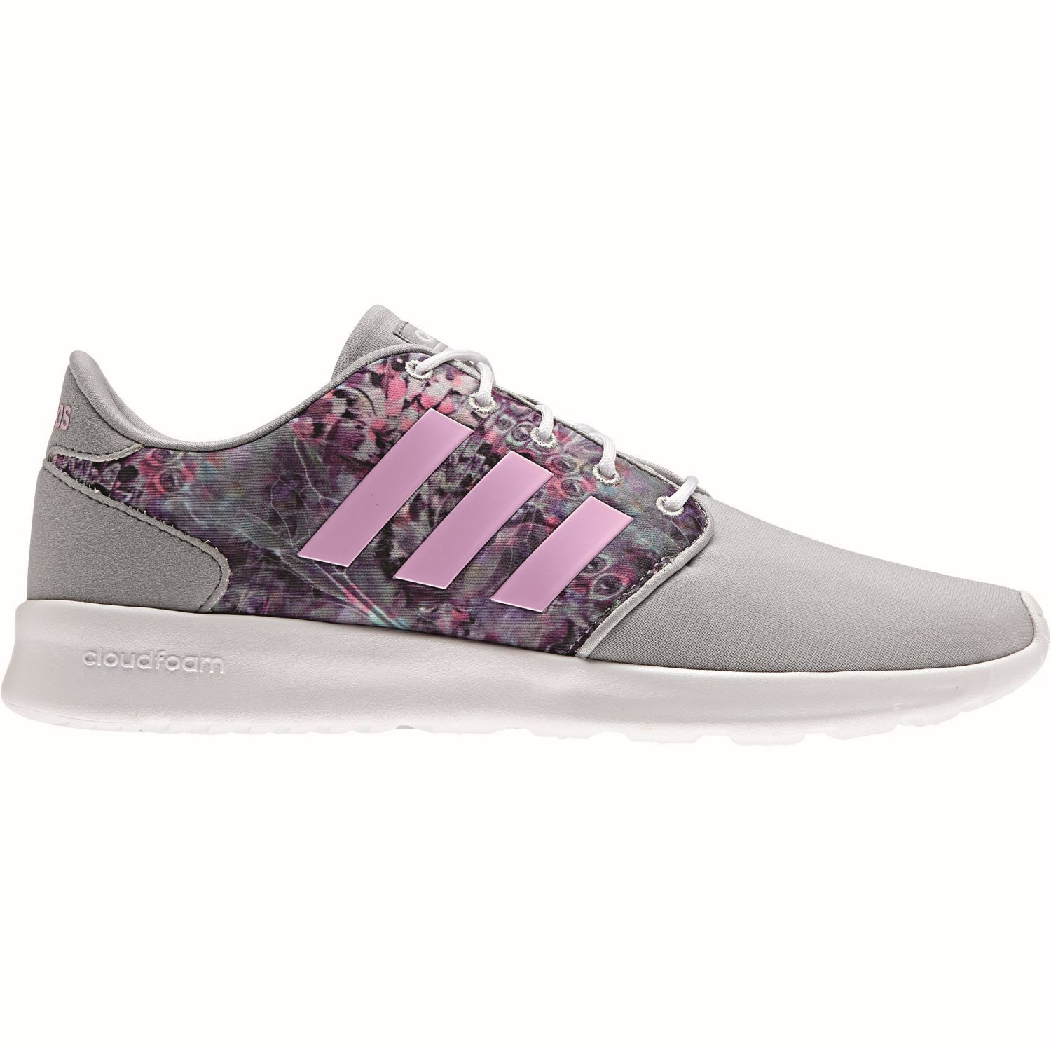 adidas neo cloudfoam qt racer women sneaker schuh aw4007. Black Bedroom Furniture Sets. Home Design Ideas