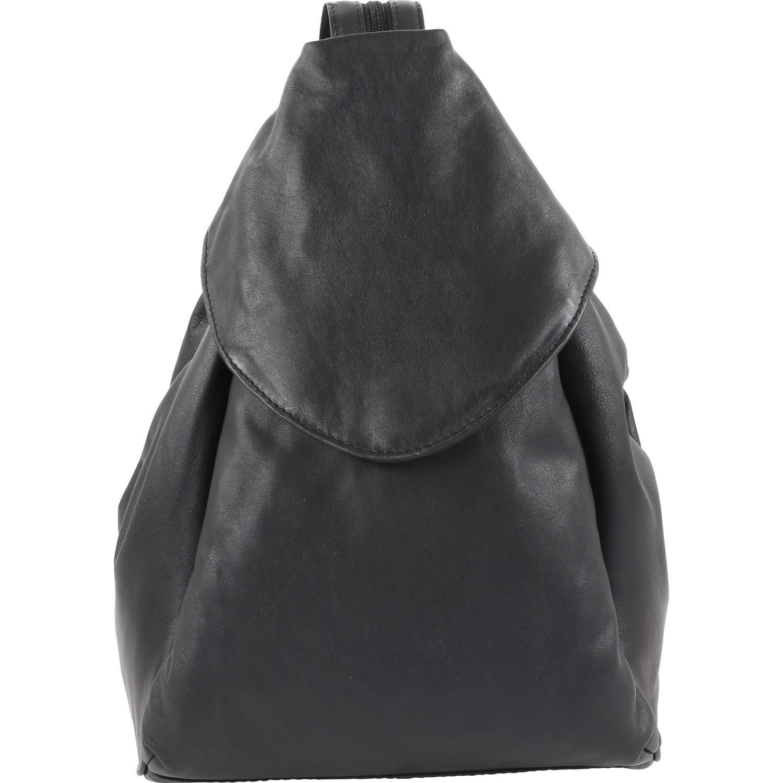 hamled echtleder damen rucksack kaufen bei markenkoffer. Black Bedroom Furniture Sets. Home Design Ideas