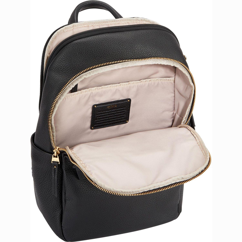 tumi voyageur daniella kleiner damen lederrucksack 34 5 cm kaufen bei markenkoffer. Black Bedroom Furniture Sets. Home Design Ideas