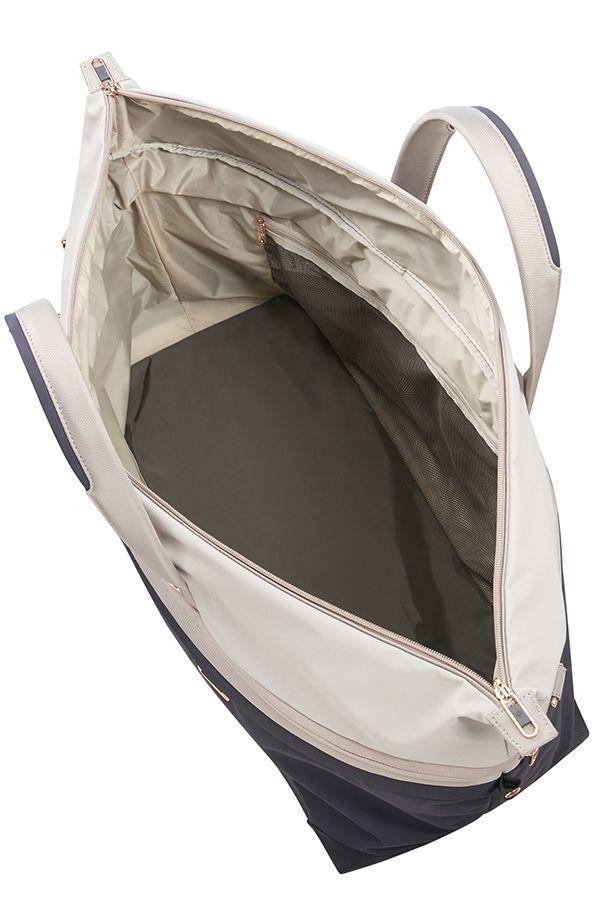 samsonite uplite reisetasche 55 cm erweiterbar kaufen. Black Bedroom Furniture Sets. Home Design Ideas