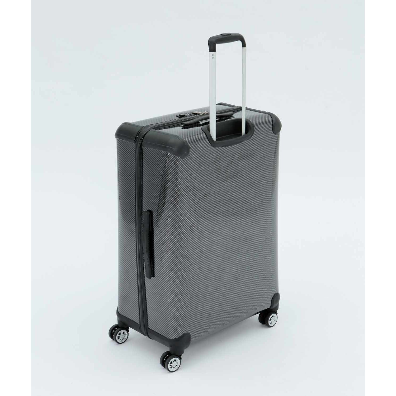 wagner luggage carbon 4 rollen trolley m 66 cm kaufen. Black Bedroom Furniture Sets. Home Design Ideas