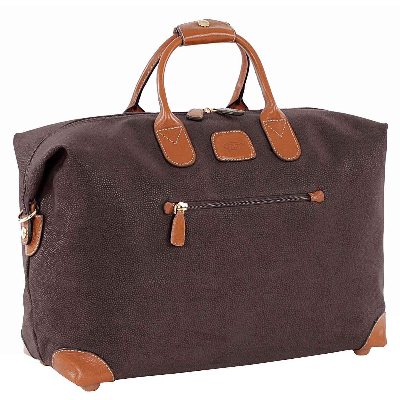 brics life reisetasche 43 cm kaufen bei markenkoffer. Black Bedroom Furniture Sets. Home Design Ideas
