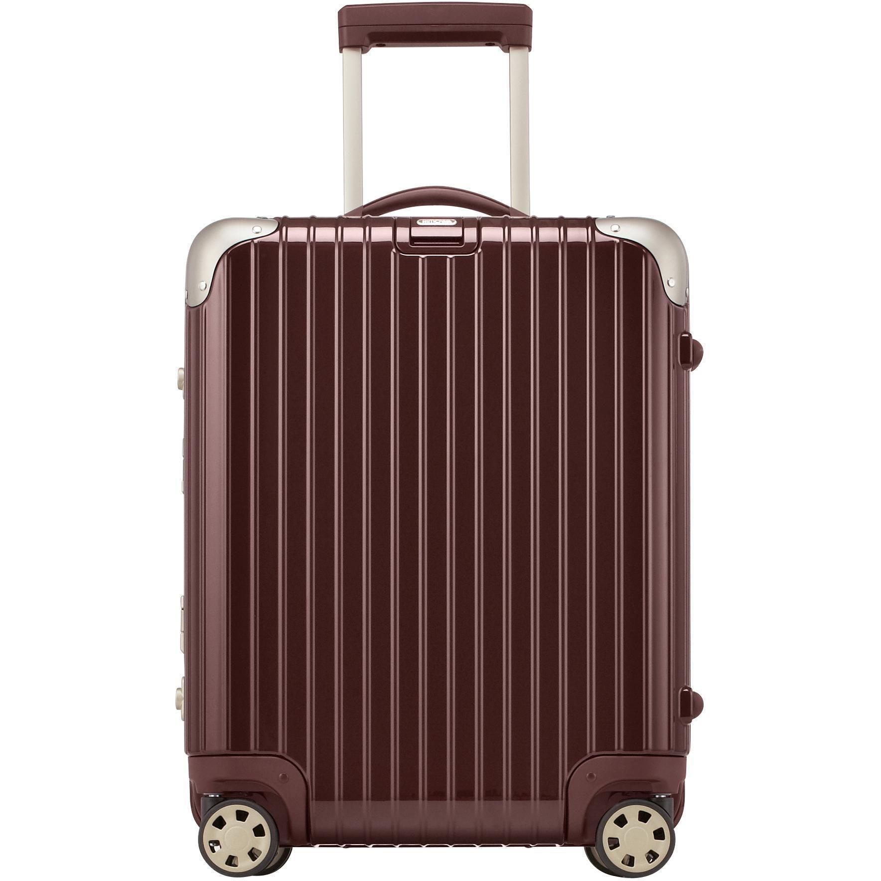rimowa limbo cabin multiwheel trolley 56. Black Bedroom Furniture Sets. Home Design Ideas