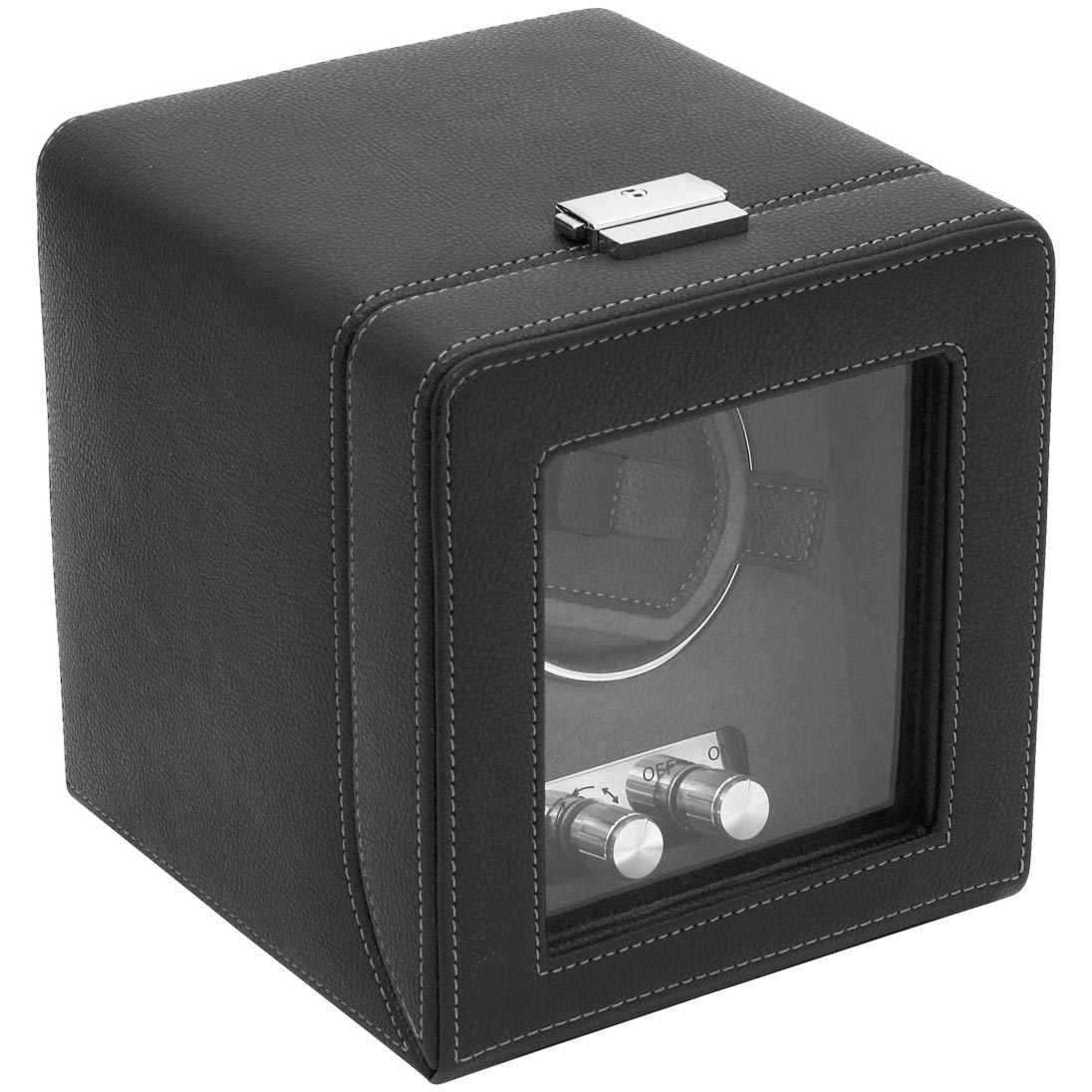 friedrich 23 uhrenbeweger f r eine uhr feinsynthetik kaufen bei markenkoffer. Black Bedroom Furniture Sets. Home Design Ideas