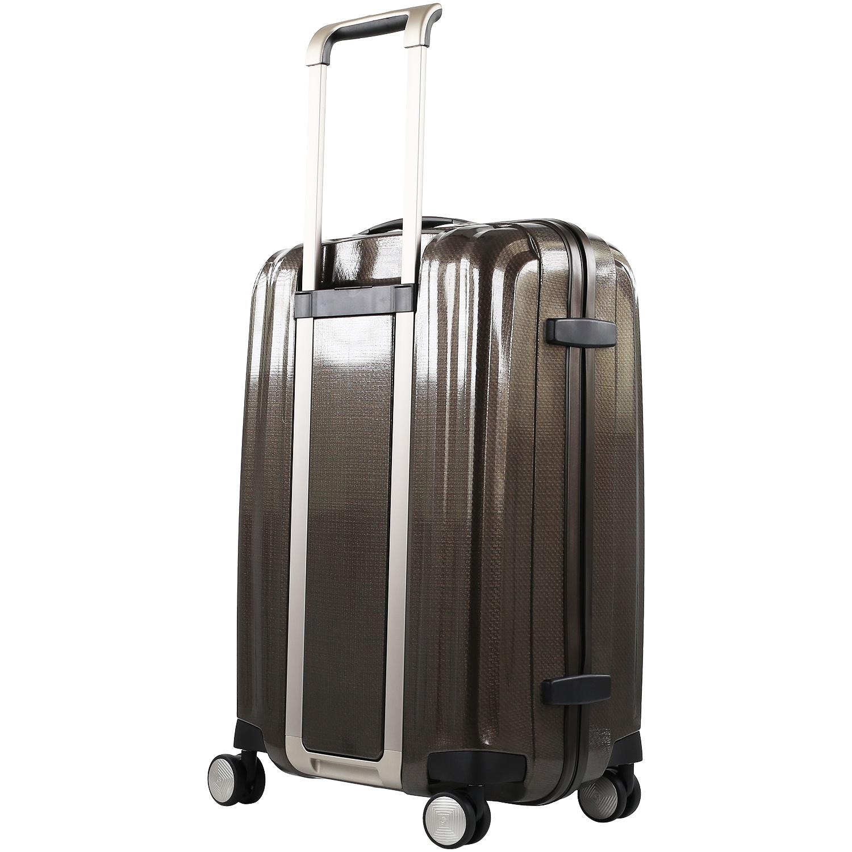 samsonite lite cube spinner 4 rollen trolley 68 cm. Black Bedroom Furniture Sets. Home Design Ideas