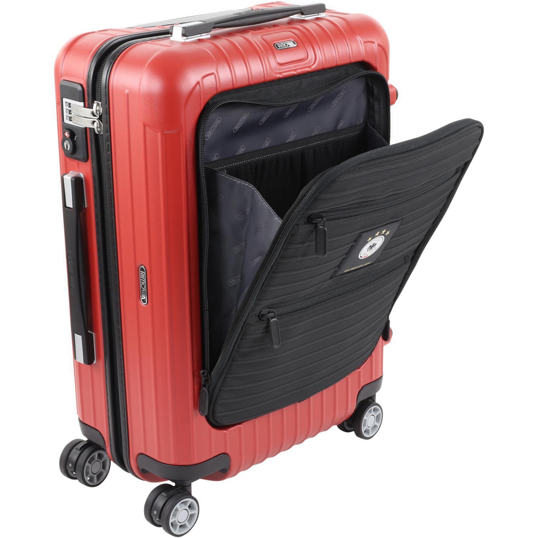 Rimowa dfb salsa deluxe hybrid cabin multiwheel 52 iata for Rimowa salsa deluxe hybrid iata cabin multiwheel